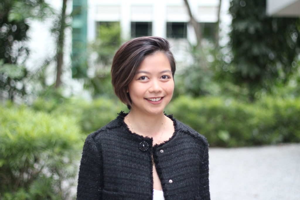 Adinda Savitri; SG Women in Tech