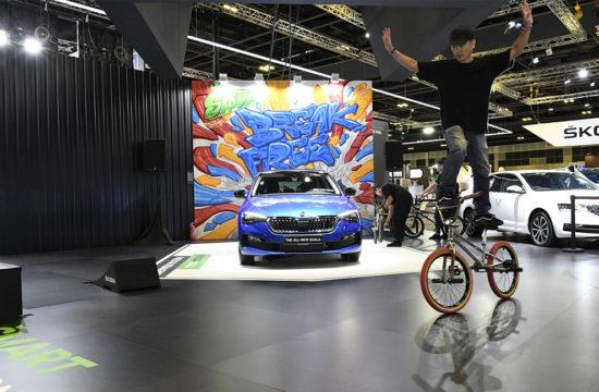 Singapore Motorshow, Motorshow, Subaru, Motoring
