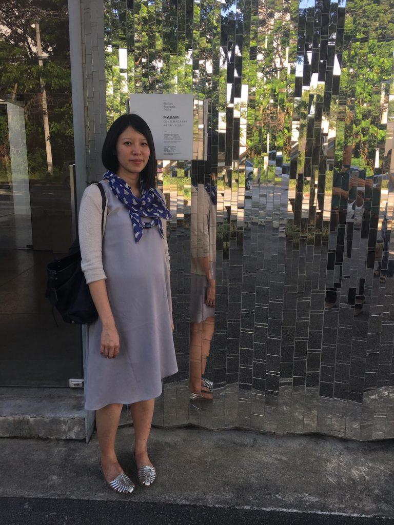 Charlotte Tan, RICE Communications Singapore