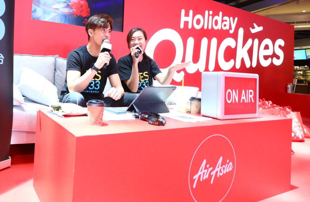 AirAsia, Holiday Quickies