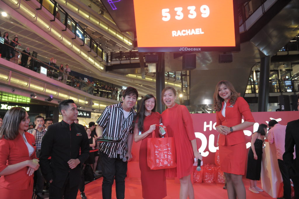 Integrated Communications for AirAsia