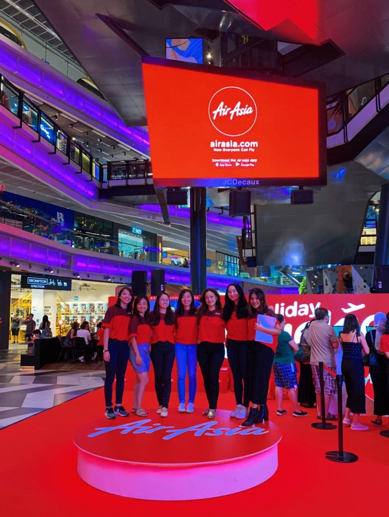 AirAsia, Holiday Quickies, RICE Communications